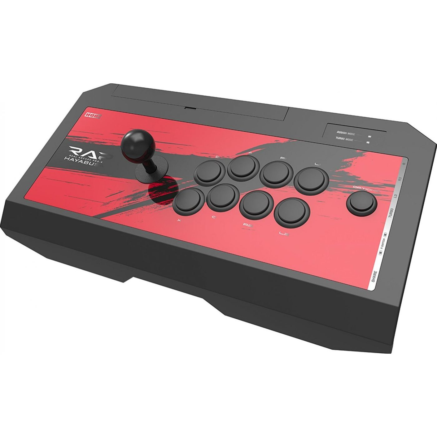 Hori Rap V Hayabusa Review Sticks And Stones Sony Playstation Ps4 Injustice 2 R3 Punched Out