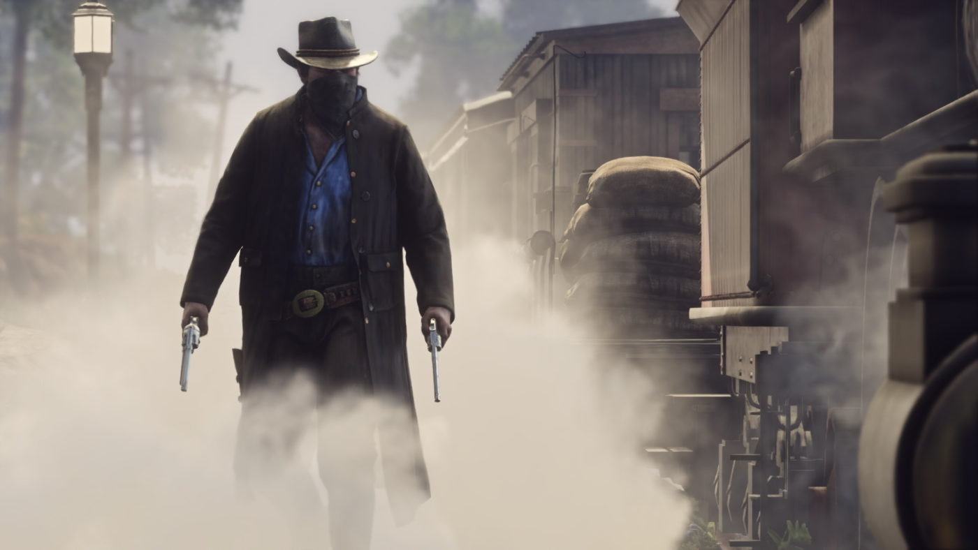 New Trailer for Red Dead Redemption 2 Arrives