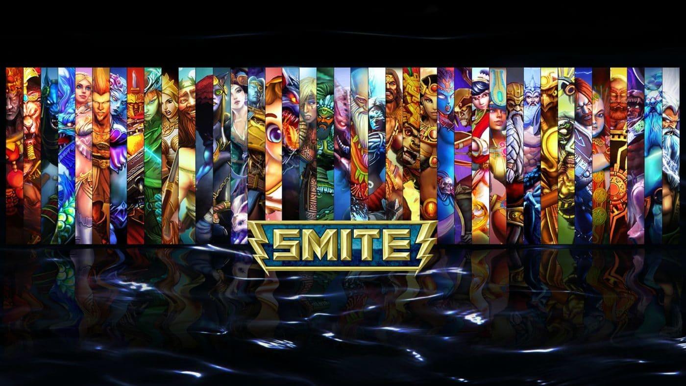 SMITE Update 11.83