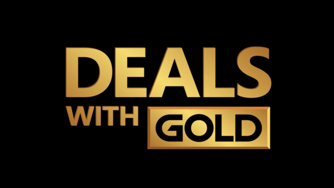 Xbox Store Sale Lists Down Xbox Deals With Gold for This Week