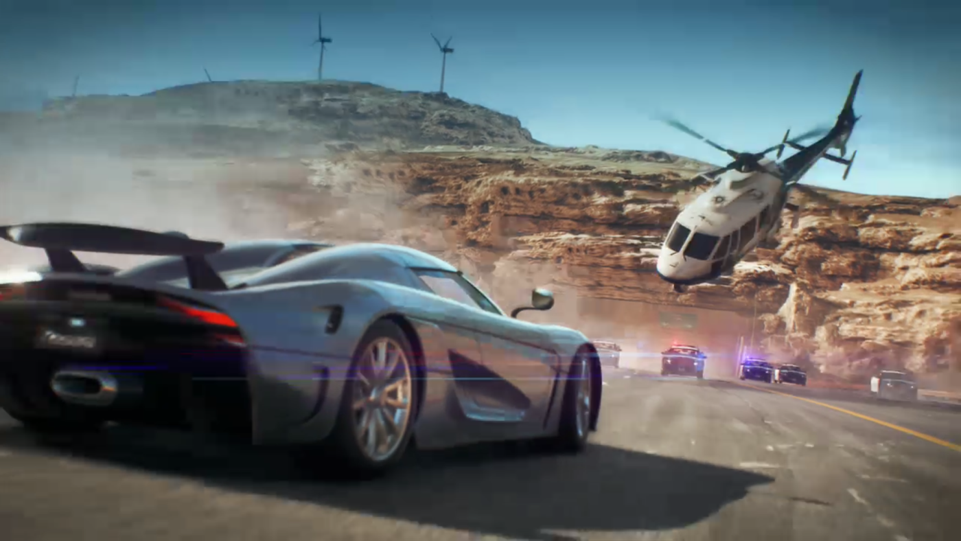 Nfs Payback Story Trailer Is Fast And Furious