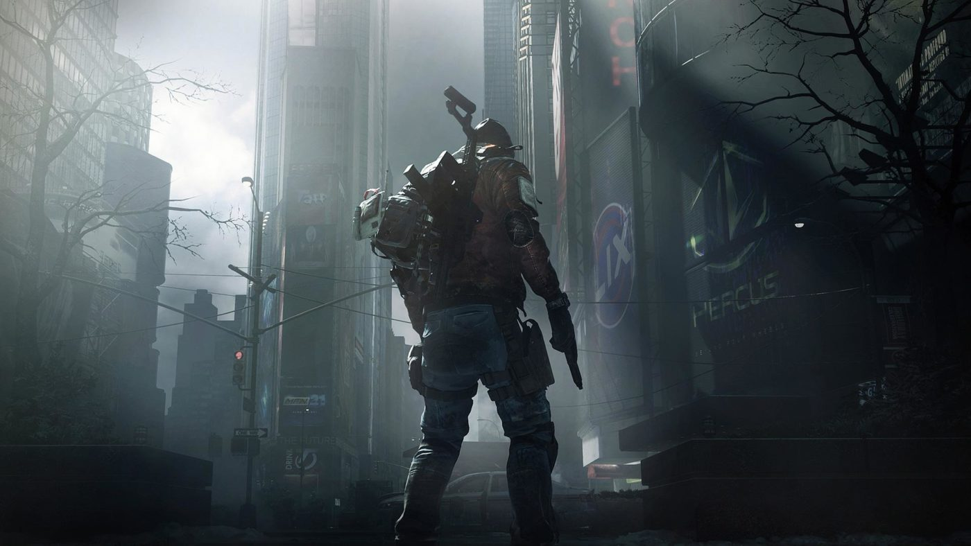 The Division 2 Hinted at by Ubisoft Massive