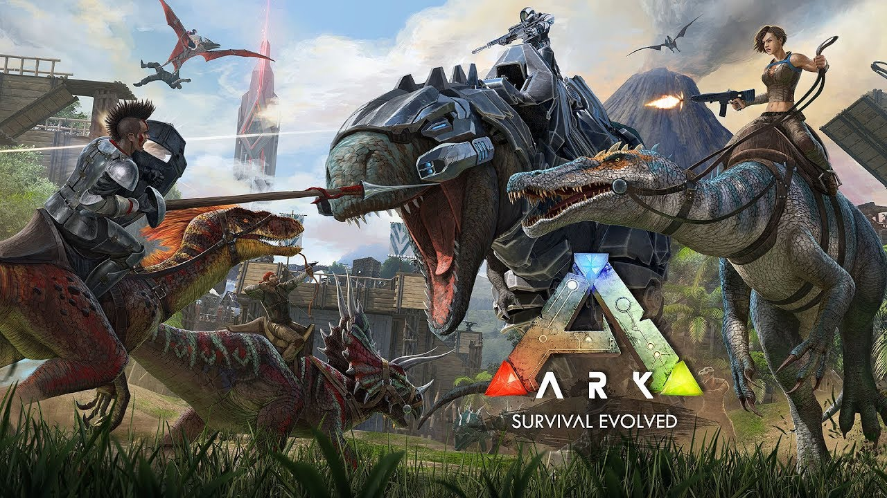 ark survival evolved xbox one x enhancements are surprisingly