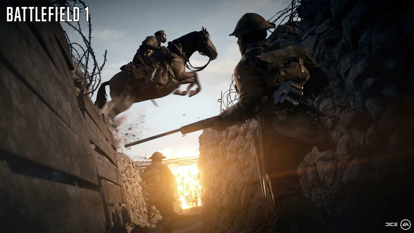 "Battlefield 1 ""Community"" Now at Over 23.5m According to EA"