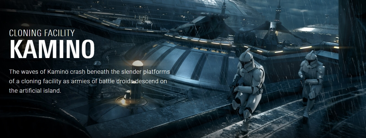 Star Wars Battlefront II Galactic Assault Maps Officially Named And Revealed