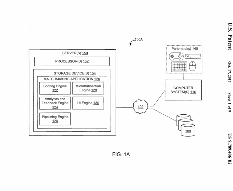 Activision patents matchmaking system that encourages players to spend more
