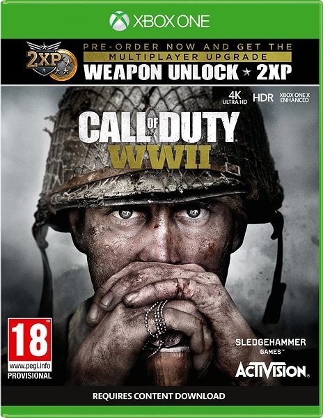 Cod ww2 4k xbox one x and hdr support confirmed - Is cod ww2 4k ...