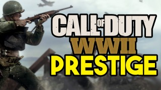Call of Duty: WWII Video Explains Prestige Mode