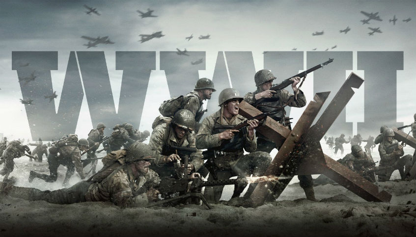 Call of Duty: WWII Temporarily Drops Dedicates Servers