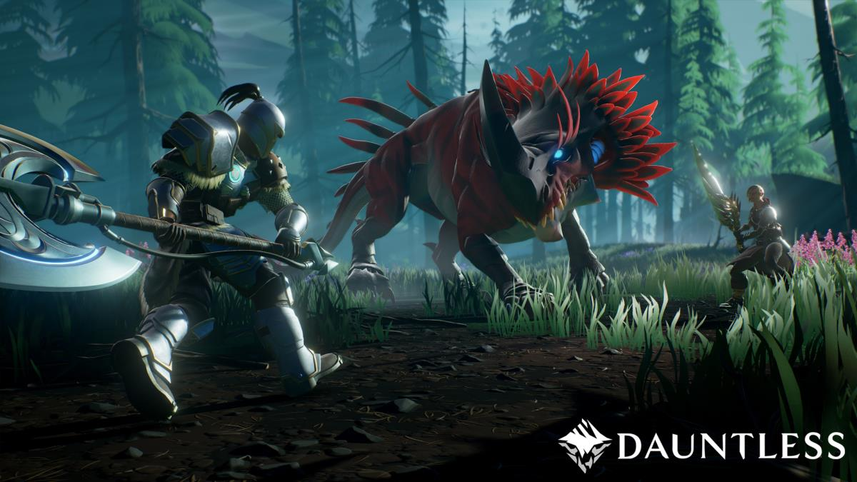 The new Dauntless update 1.37 September 17
