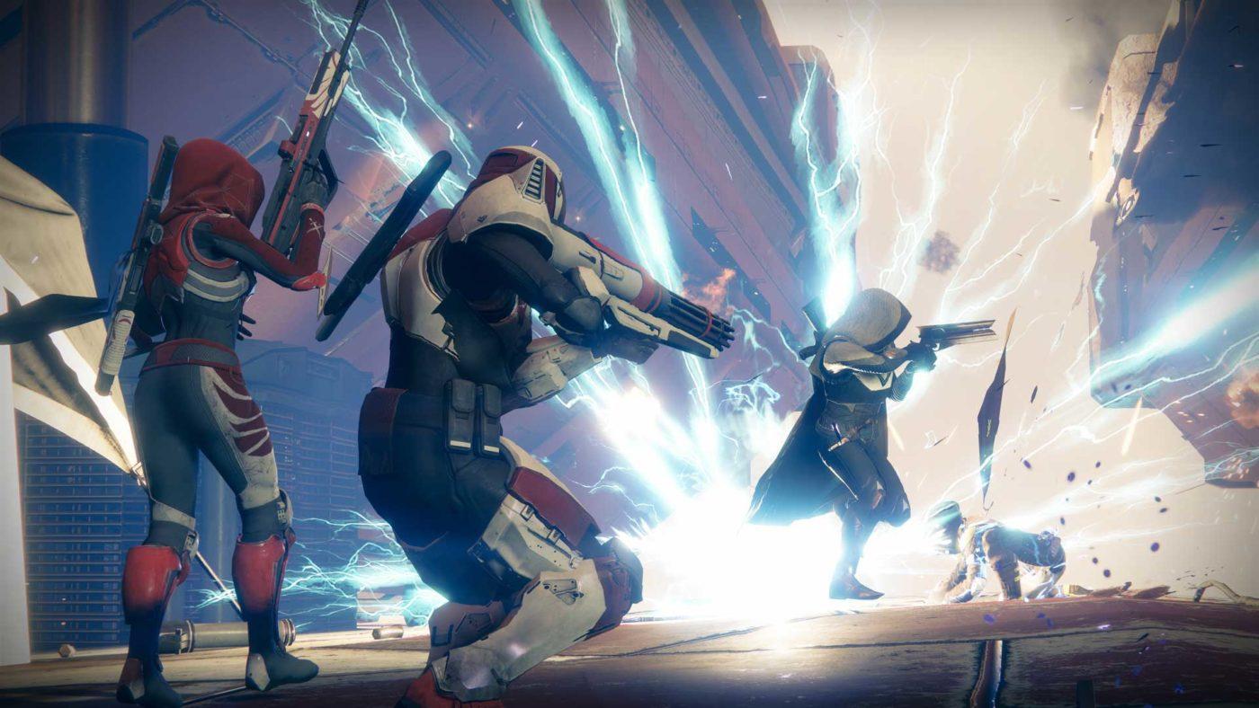 This Week's Destiny 2 Nightfall Change