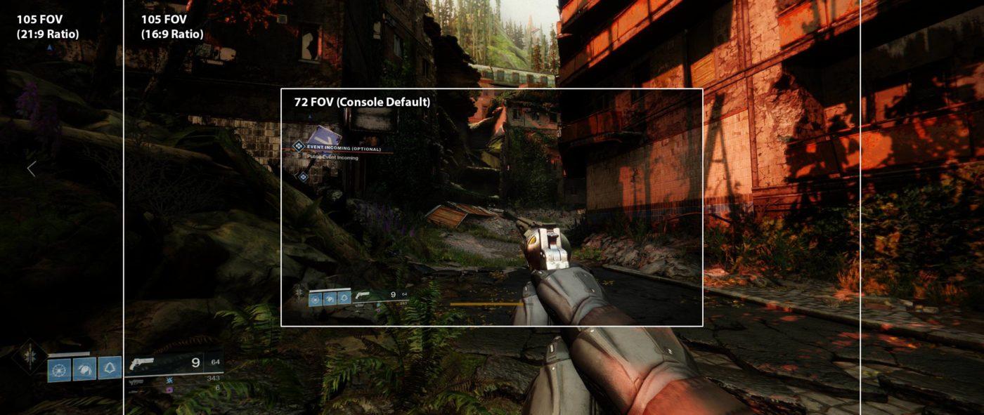 destiny 2 fov slider, Destiny 2 FOV Slider Explanation, MP1st, MP1st