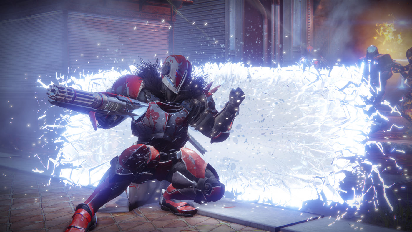 Destiny 2's First Faction Rallies Winner Revealed