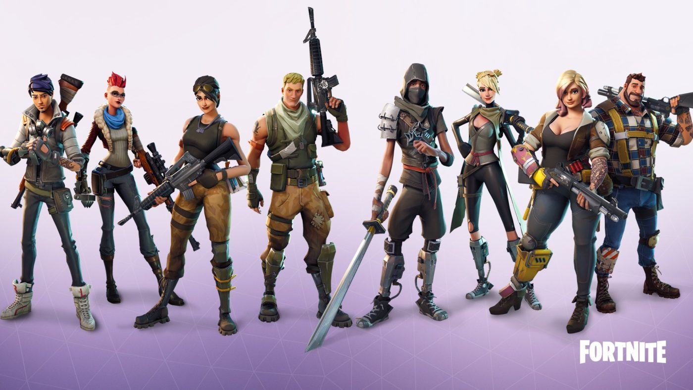 - fortnite player count by region