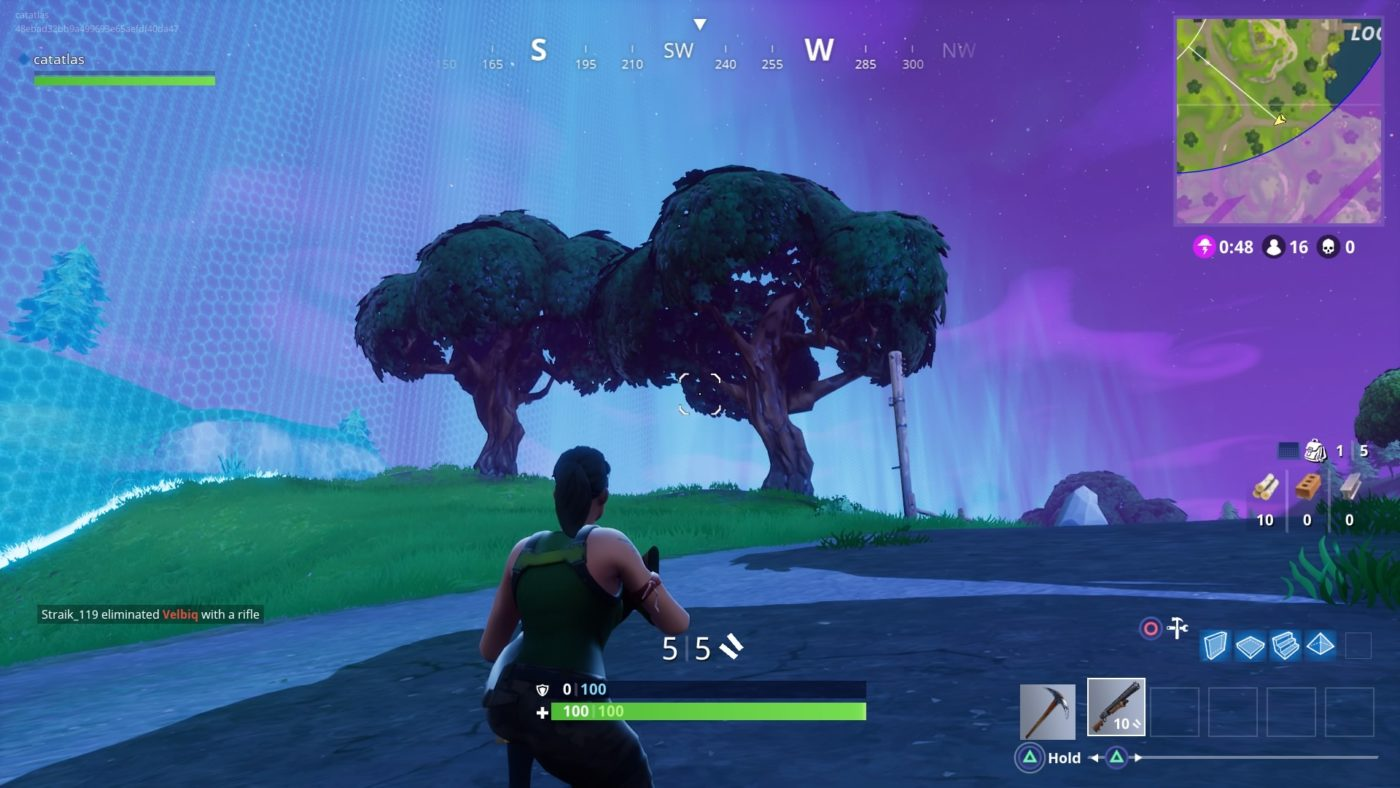 how to change screen size on fortnite xbox
