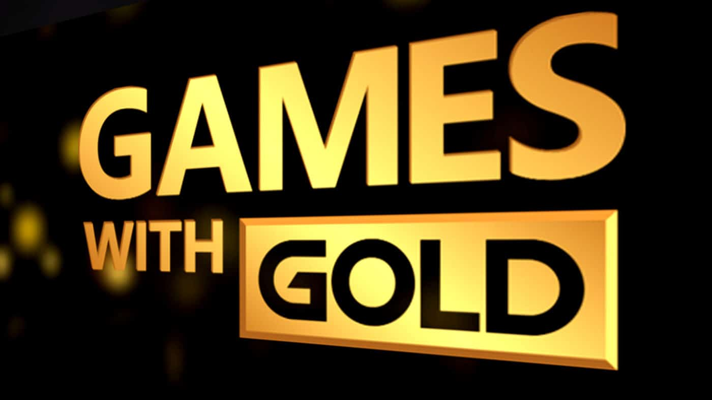 Free Games with Gold for November 2017