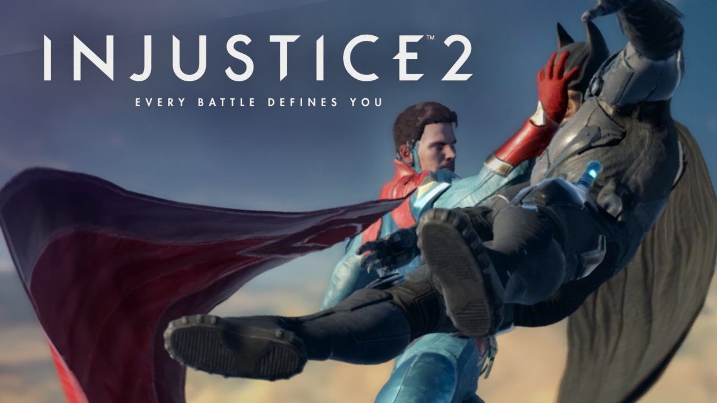 'Injustice 2' (ALL) Coming To PC This Fall, Open Beta Tomorrow