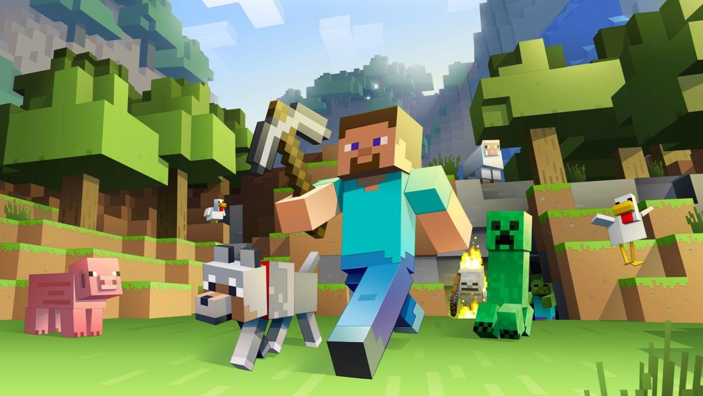 Minecraft Update 2.23