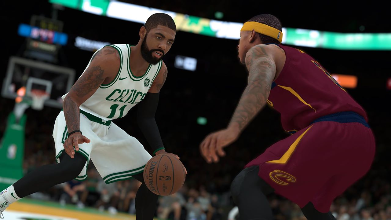 2e065aa9d33f NBA 2K18 Season Simulation Reveals Who the Game Thinks Will Win It All This  Year October 17