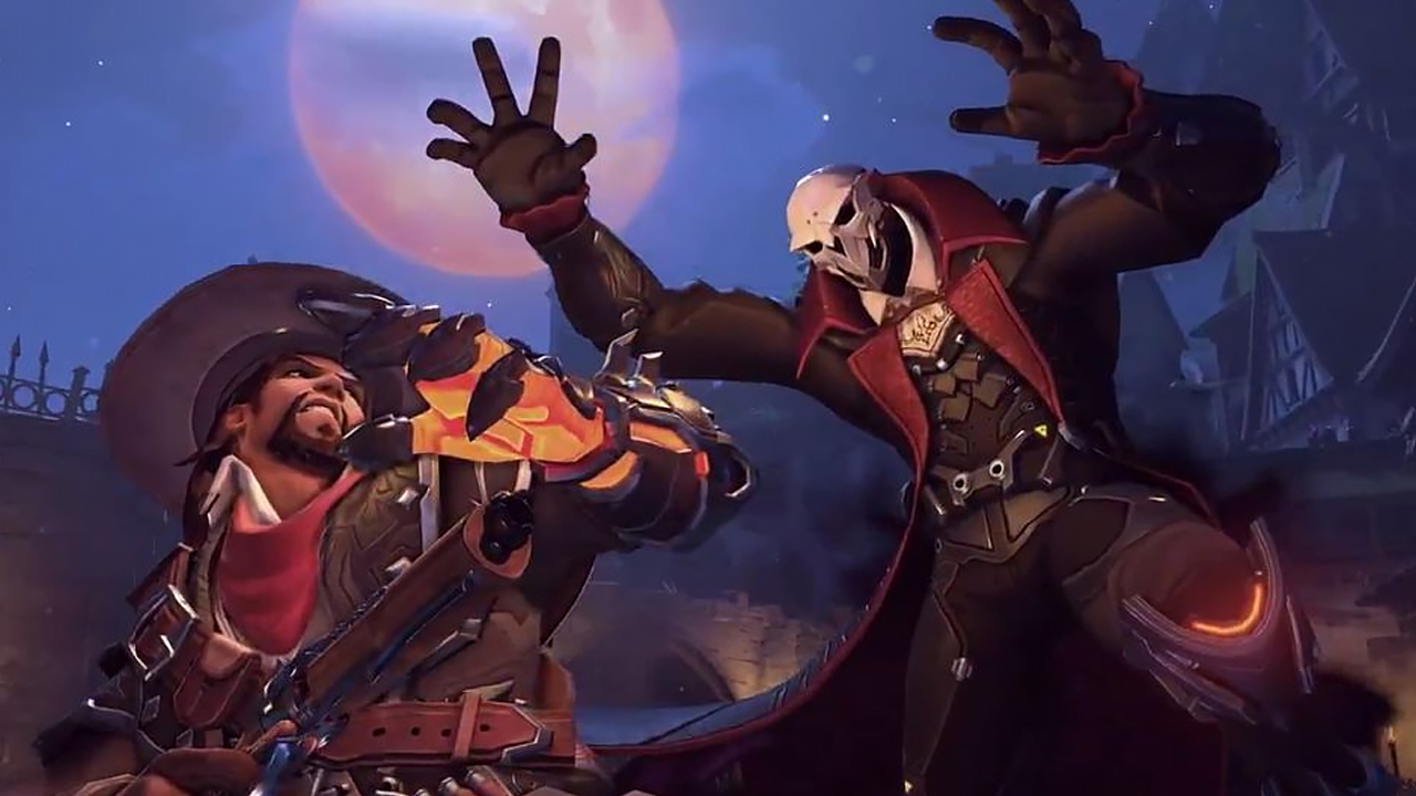 Dr. Junkenstein Returns to Spook in Overwatch Halloween Event