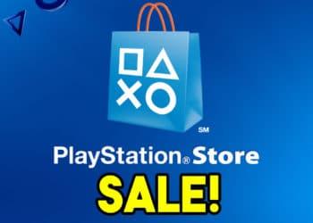 New PSN Store sale