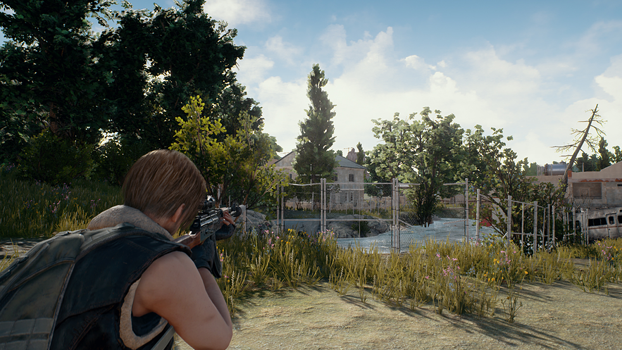 Pubg Hero By Gilbertgraphics: First In-Game Images And Concept Art Of The