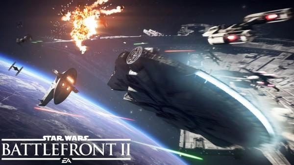 Star Wars Battlefront II Starfighter Assault Beta Impressions - Galaxy Rangers