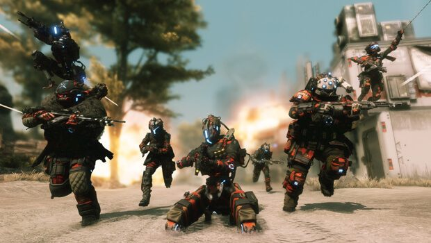 Respawn Developed a Titanfall 2 Battle Royale Prototype Called Survivor Before Apex Legends