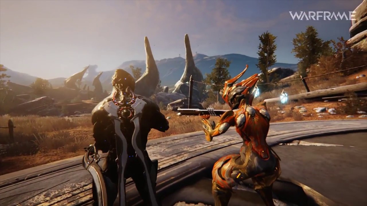 Warframe Hard Mode, Warframe Hard Mode Detailed, Deadlock Protocol Coming Soon, MP1st, MP1st