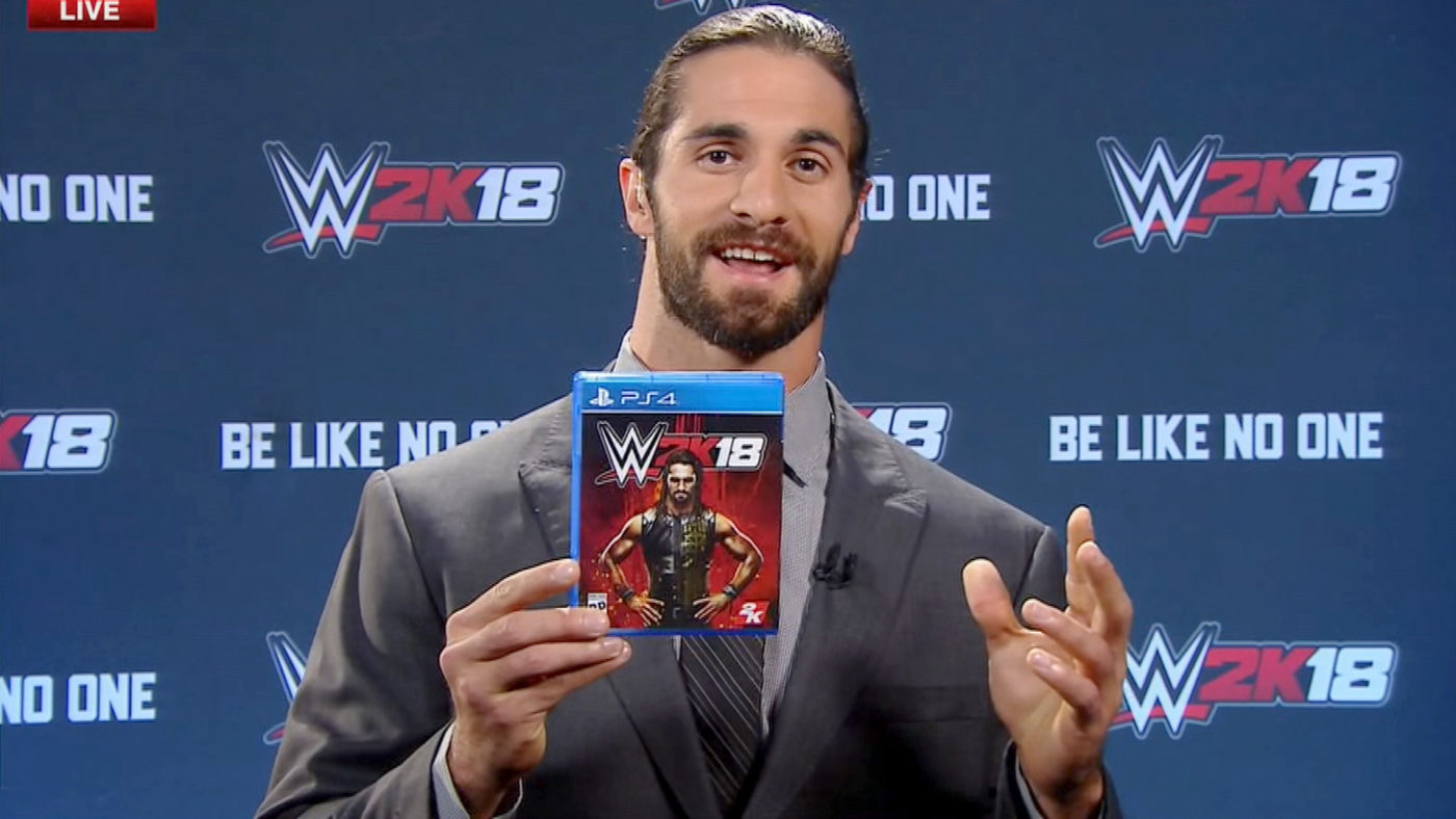 WWE 2K18 Road To Glory And MyPlayer Systems Detailed