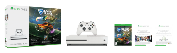 New Xbox One S Bundles 2017 Feature Minecraft, Halo & More
