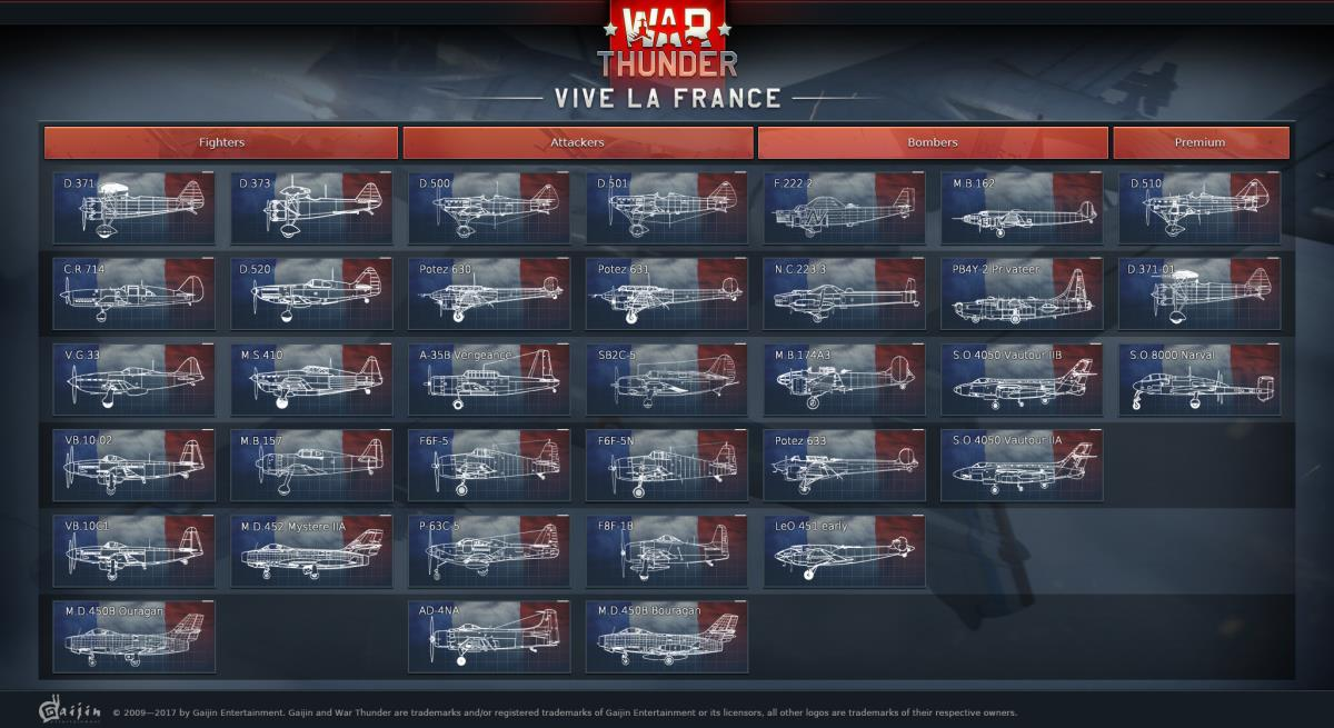War Thunder Update, Major War Thunder Update Adds French Aircraft, New Ground Vehicles & More, MP1st, MP1st