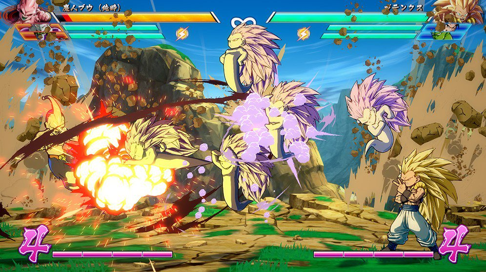 'Dragon Ball FighterZ' (ALL) Reveals More Characters, Arcade Mode - Screens & Trailer