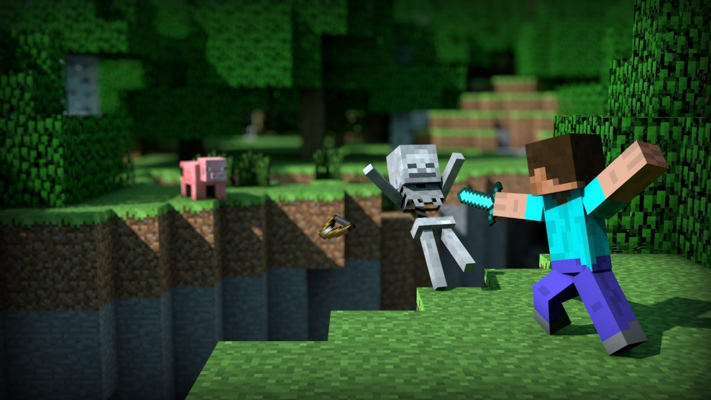 Minecraft Update Adds Support for Minecon 2017 Skins Fixes Bugs