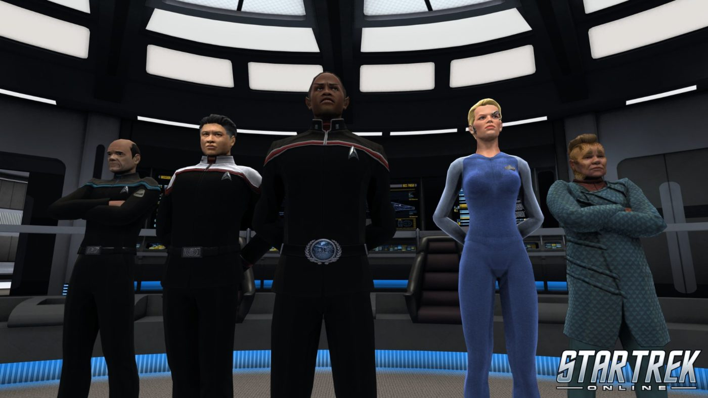 Star trek online launching 'age of discovery' tie-in to 'star trek.