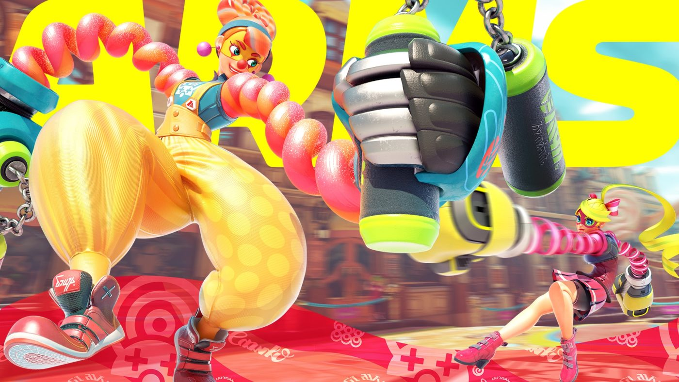 ARMS Update Adds New Fighter, Weapons, and Splatfest-Like Event