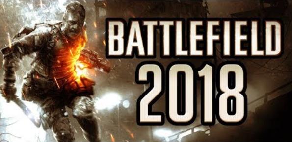 battlefield 2018 reveal