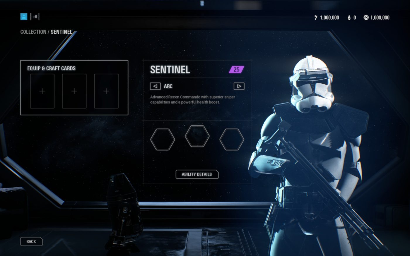 Report Star Wars Battlefront II Arc Trooper Class Leaked Called The Sentinel