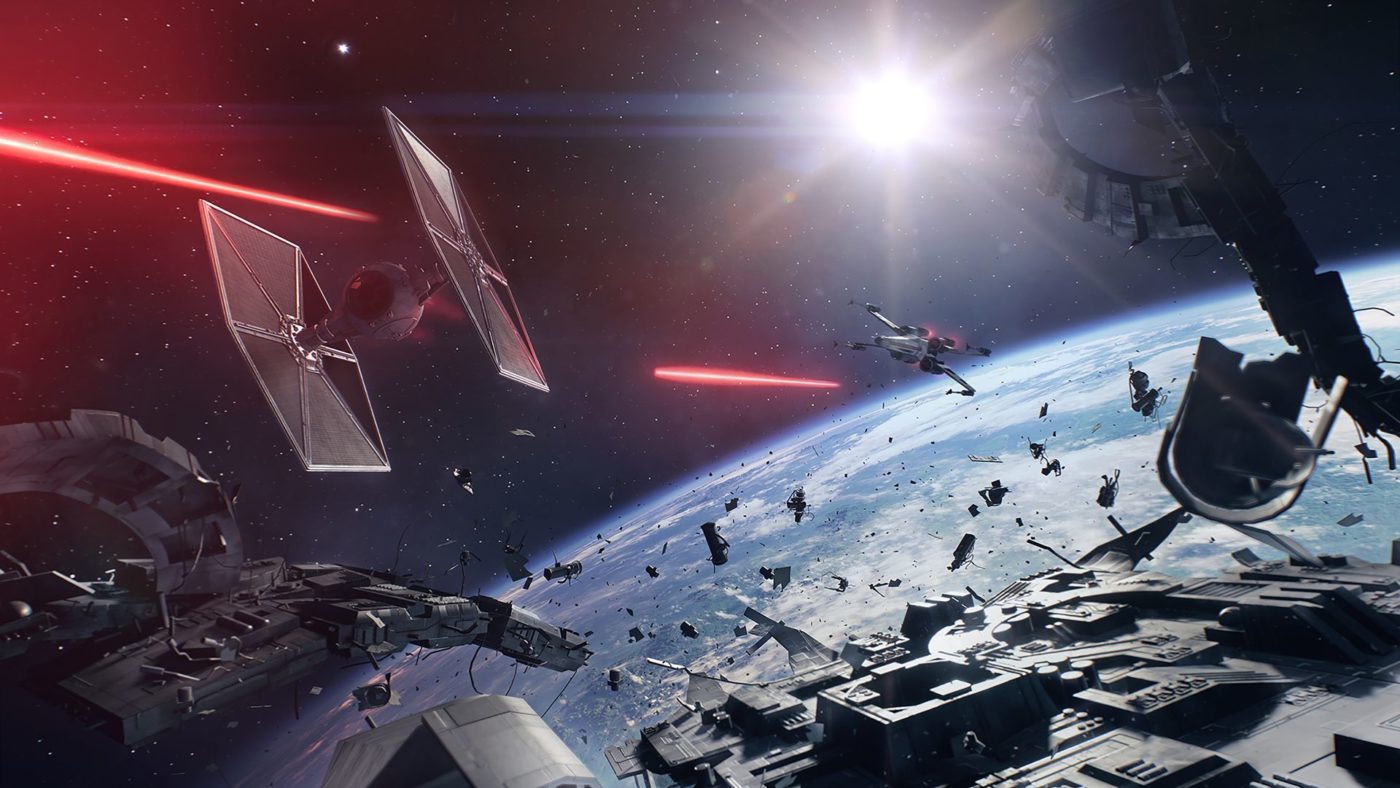 Electronic Arts removes microtransactions from Star Wars: Battlefront 2