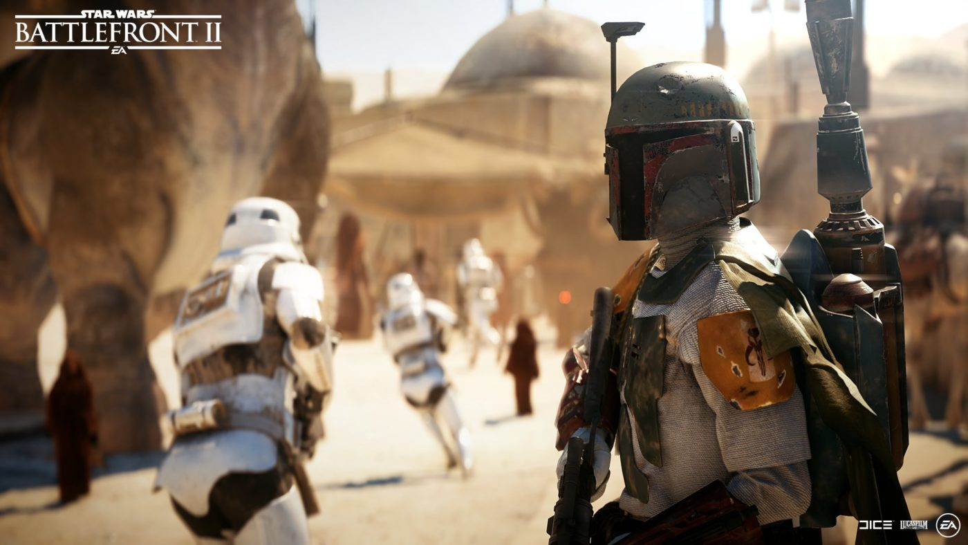 EA decides to remove microtransactions in 'Star Wars Battlefront II'