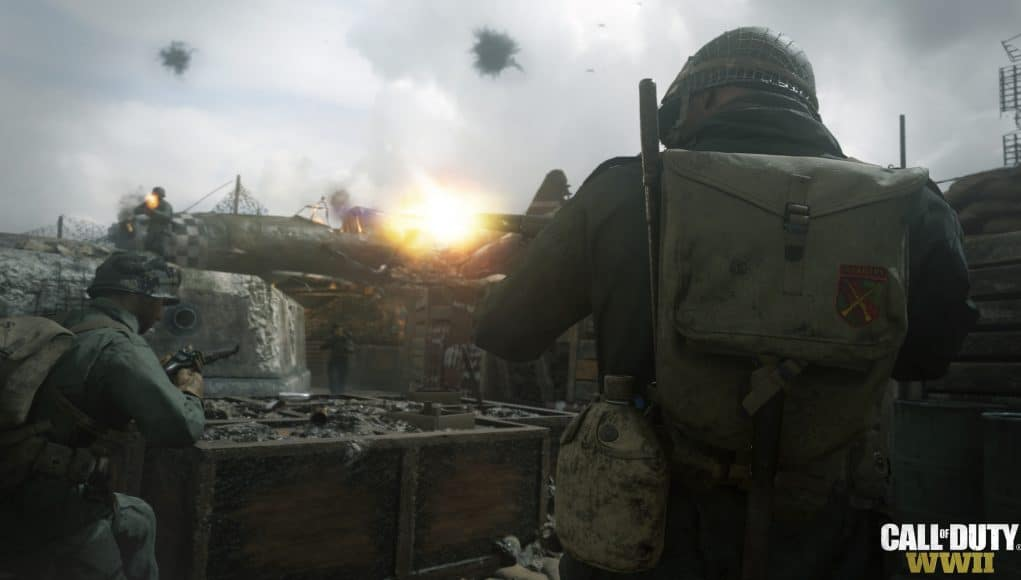 cod ww2 review, Call of Duty: WWII Review – Boots Meet Ground, MP1st, MP1st