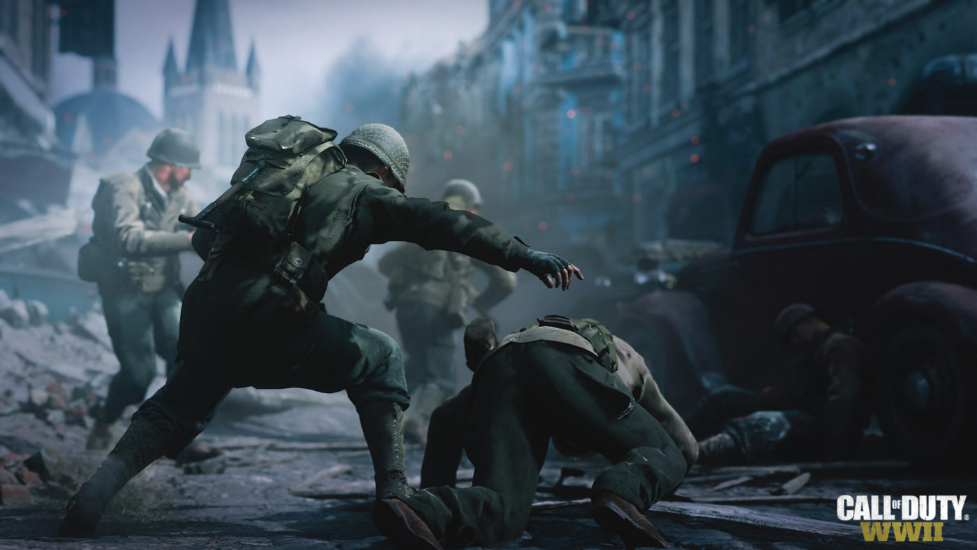 COD WW2 Frame Rate Drops and Stuttering on Xbox One X After