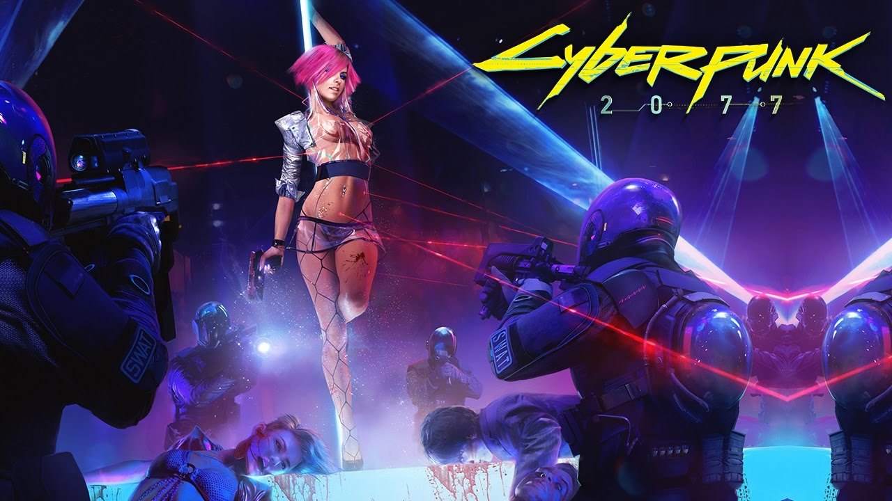 Cyberpunk 2077: Character Creation Confirmed, Battle Royale Not Ruled Out