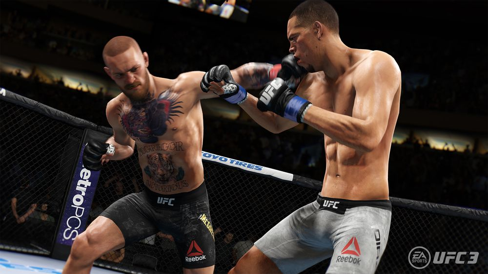 EA UFC 3 Beta Now Open to Everyone, Full Schedule and