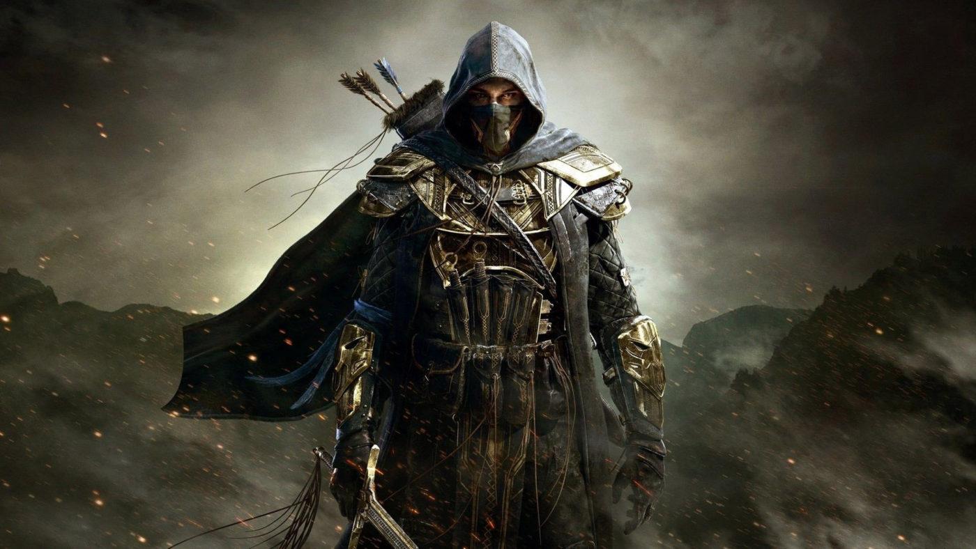 The Elder Scrolls Online Console