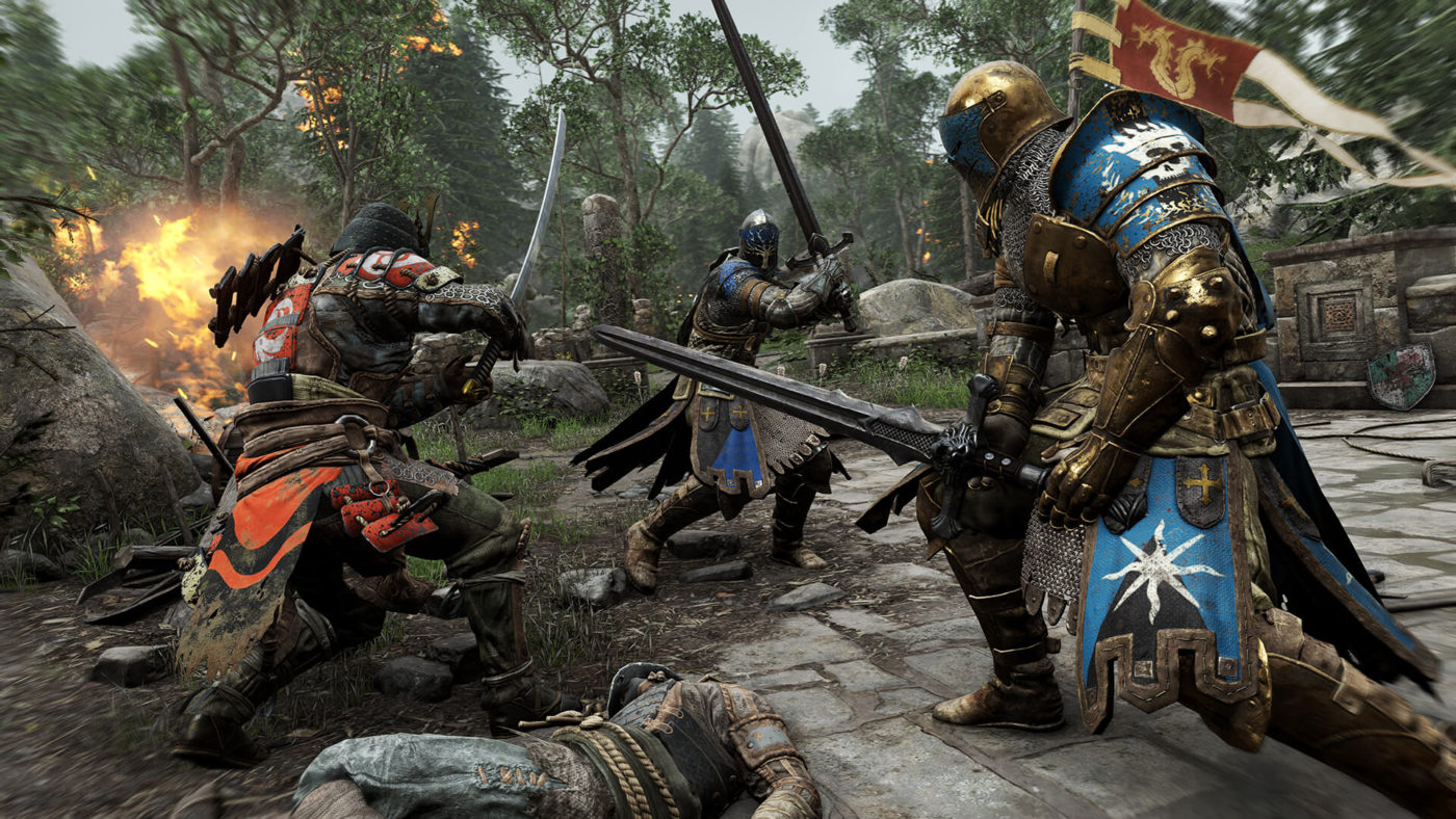 For Honor Patch Tar s Peacekeeper Valkyrie & More With Balance Tweaks
