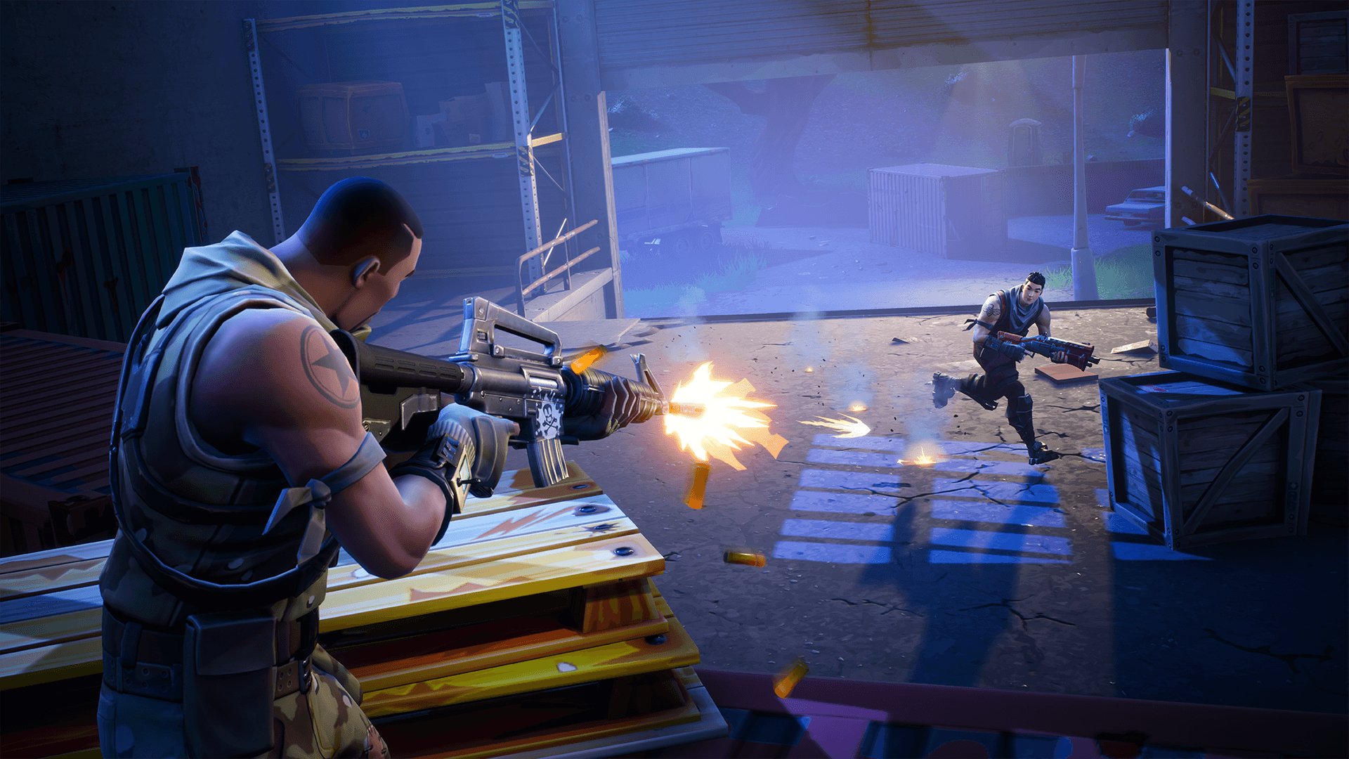 Fortnite Ps4 In Game Chat Fortnite Future Updates Will Improve Voice Chat Uncap Ps4 Fps More