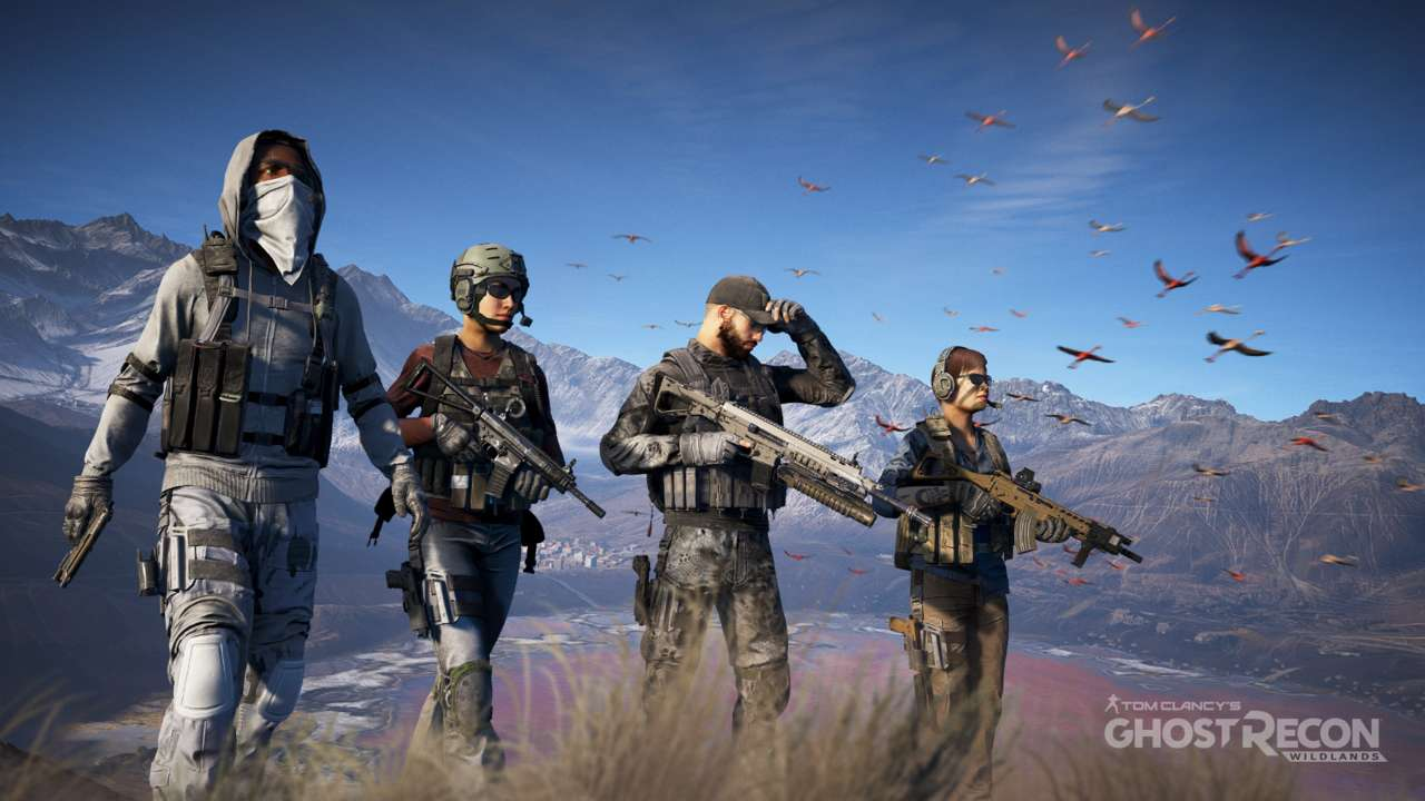 Ghost Recon Wildlands Ghost War Development Scheduled Announced