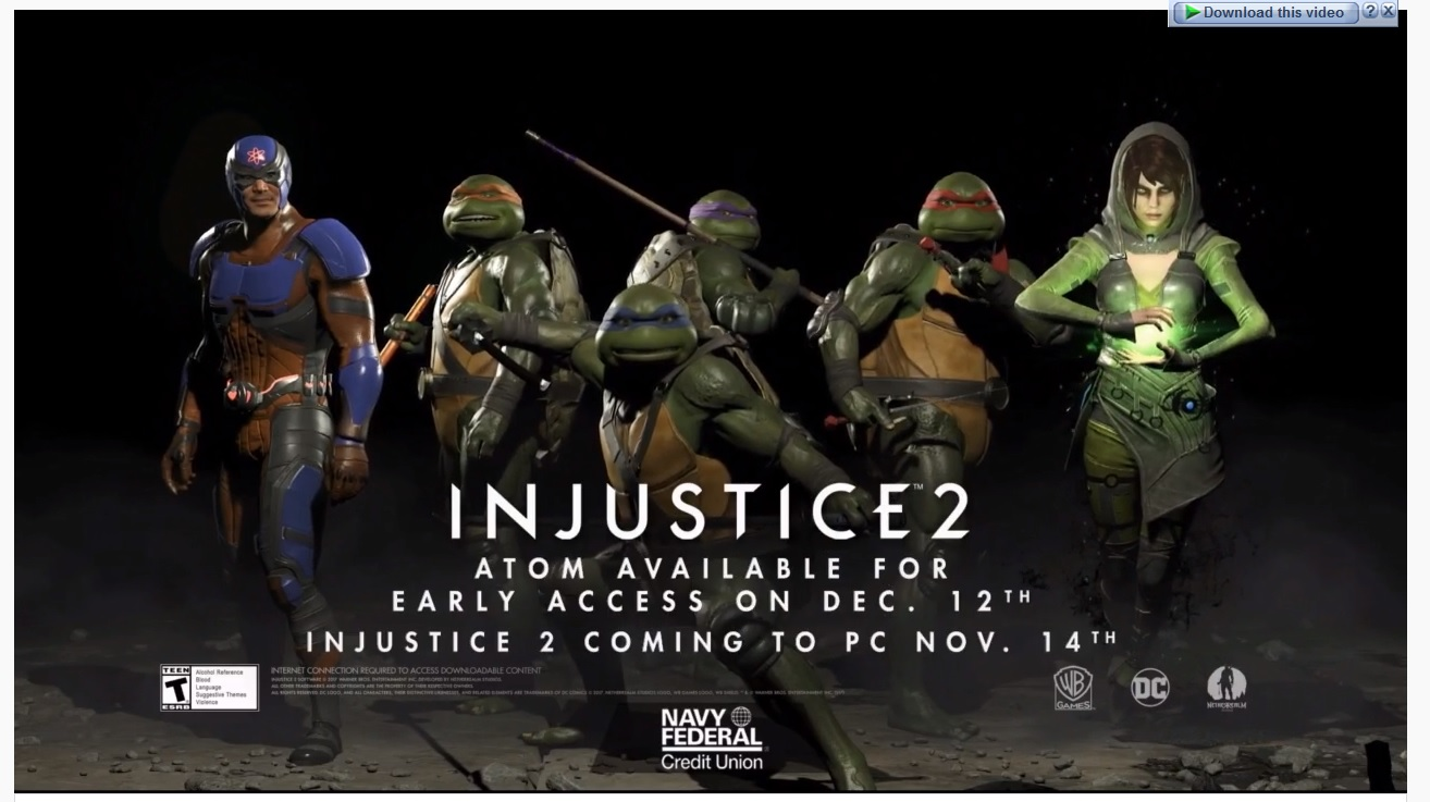 Injustice 2 Archives Mp1st Deluxe Edition Ps4