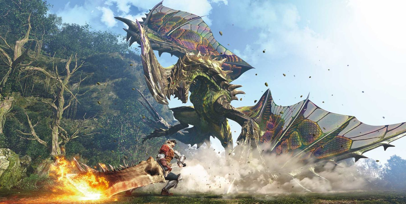 PlayStation 4 Pro Monster Hunter